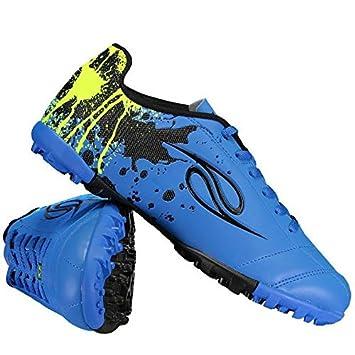 Chuteira Dalponte Contact Society Azul  Amazon.com.br  Esportes e ... 94131031126da