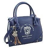 Harry Potter Purse Designer Handbag Hogwarts Houses Womens Top Handle Shoulder Satchel Bag Ravenclaw