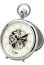 Colibri Mechanical Pocket Watch Skeleton Movement PWS095875