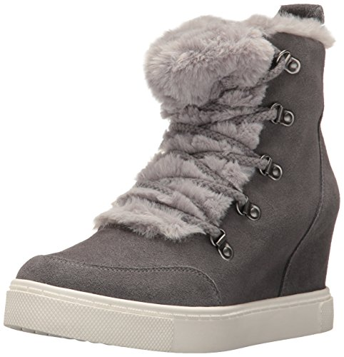 Steve Madden Steve Lift Madden Grey Multi Fashion Sneaker Womens rgrFHfxwq