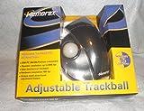 Memorex - Trackball - 3 button(s) - wired - black, beige - retail