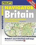 Navigator Road Atlas Britain Flexi 2018 (Philips Road Atlas)