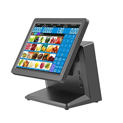 Zhongji POS fabricante directo venta de comercio aseguramiento sistema POS computadora cajas registradoras visualización...