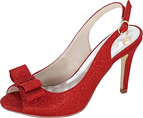 Rouge Femme Mules 5 Red Find Nice 36 q0pwAASO