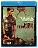 High Tension (Unrated) [Blu-ray] cover.