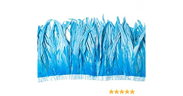 Baby Pink Blue and White Feathers x 600 Sewing Wedding Crafts Costumes