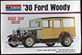ford 1930 - Monogram 1:24 1930 Ford Woody Early Iron Series Plastic Model Kit #7553