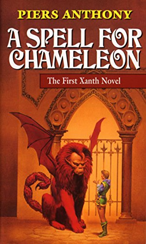 A Spell for Chameleon (Original Edition) (Xanth Book 1) cover