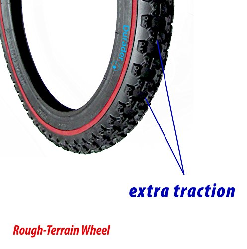 Rear tire for Baby Trend Stroller by Lineament (Image #3)