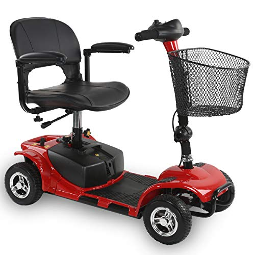 4 Wheel Electric Scooter - 8