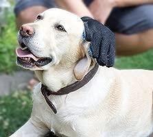 HEQUN Guante de Masaje para Mascotas, Cepillo de Deshedding Suave, para Perros Masaje para Mascotas Perros Gatos Herramienta de Masaje con Diseño ...