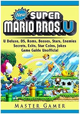 New Super Mario Bros U Deluxe Ds Roms Bosses Stars Enemies