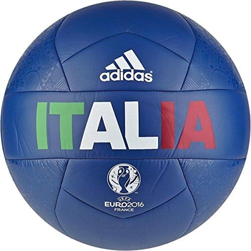 adidas Euro16 OLP Ita C - Balón, color azul / verde / rojo, talla ...
