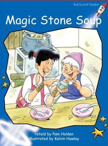 Magic Stone Soup (Red Rocket (Red Stone Rocket)