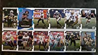 2017 Donruss Football New Orleans Saints Team Set - 12 Cards - Marshon Lattimore RC, Alvin Kamara RC, Thomas, Brees, Kuhn, and many more