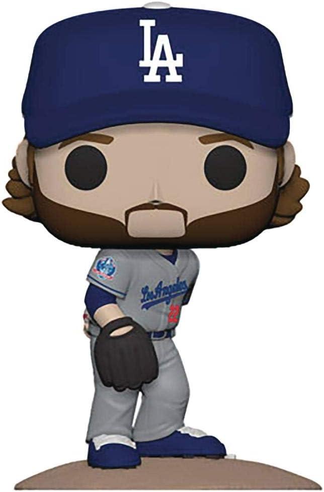 Road Clayton Kershaw Funko POP MLB