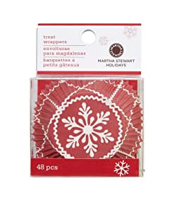 Martha Stewart Crafts Holiday Scandinavian Cupcake Wrappers