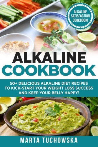 Alkaline Cookbook Delicious Recipes Kick Start product image