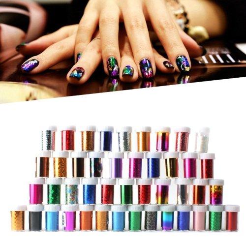 Simple Nail Art Cost: ECBASKET 30x Mixed Pattern Cool Easy Nail Art Design Nail