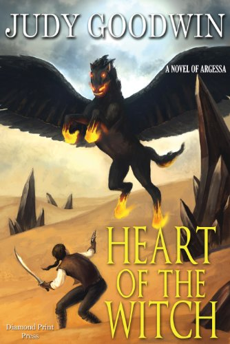 Book: Heart of the Witch by Judy Goodwin