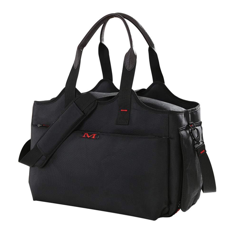 WLDOCA Cat Dog Carrier Bag, Foldable Washable Foldable Shoulder Bag for Pet Rabbit Certified Aircraft
