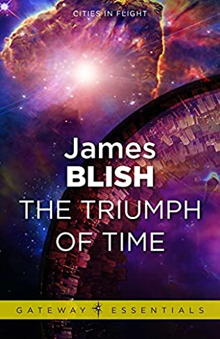 book cover of The Triumph of Time