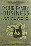 Your Family Business, Benjamin Benson and Edwin T. Crego, 1556233655
