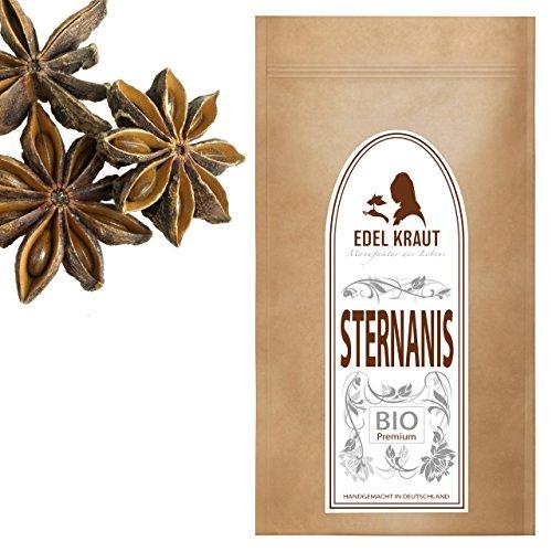 EDEL KRAUT | BIO STERNANIS - Hocharomatisch - Premium Star Anise 100g
