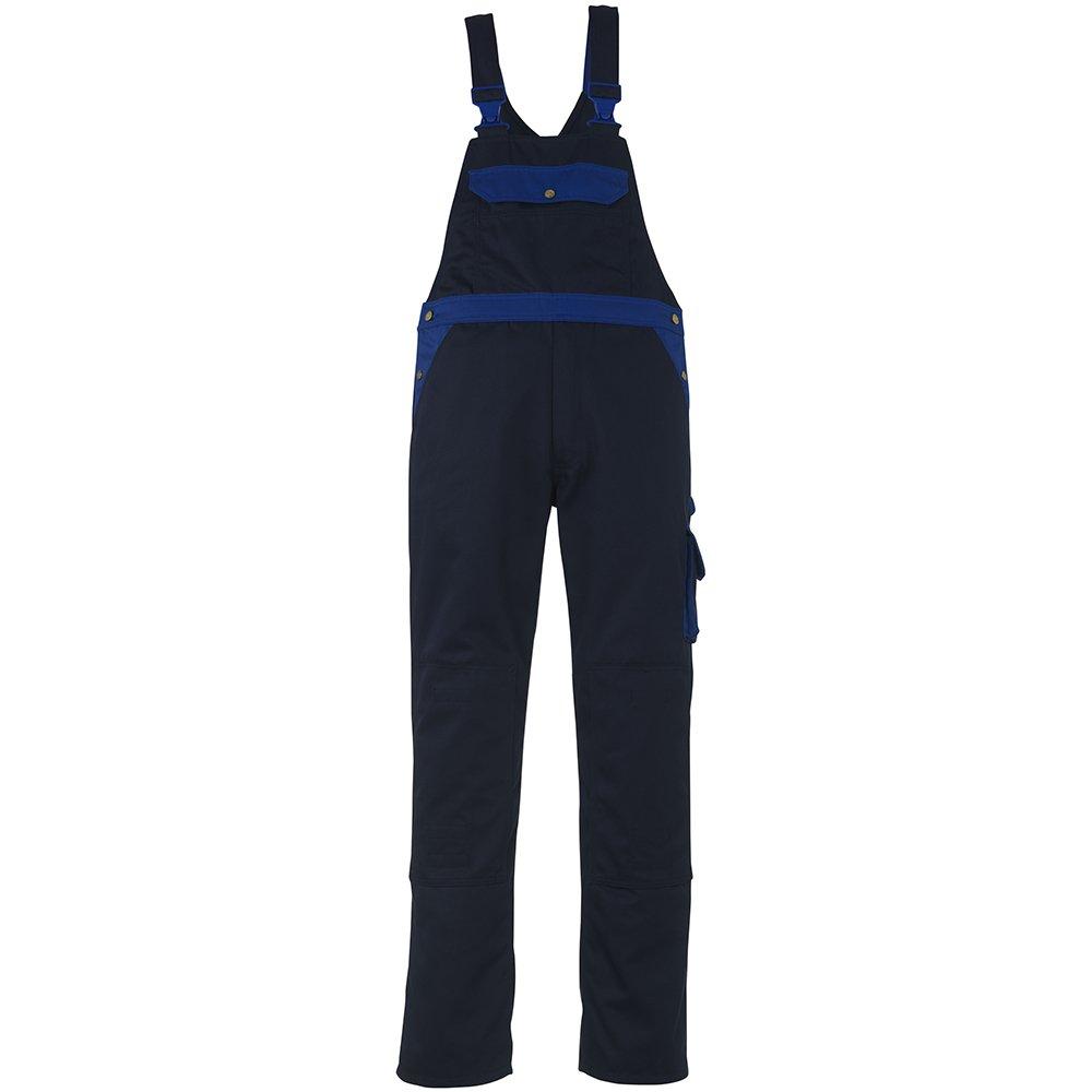 Blue Mascot 00962-630-111-82C70Monza Bib /& Brace Overalls L82cm//C70