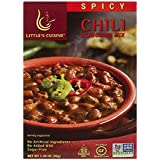 Little's Cuisine Spicy Chili Seasoning Mix (Case of 8)