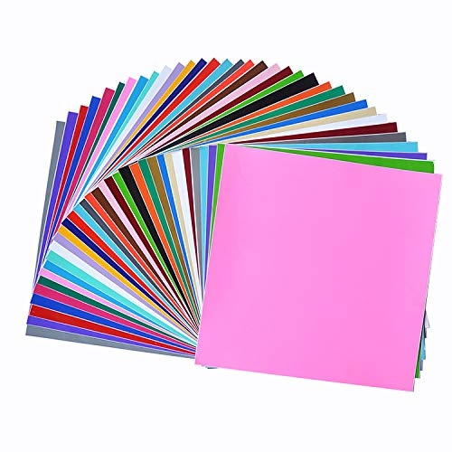 (Permanent Adhesive Backed Vinyl Sheets 12