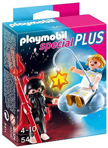 Price comparison product image PLAYMOBIL Angel and Devil Playset