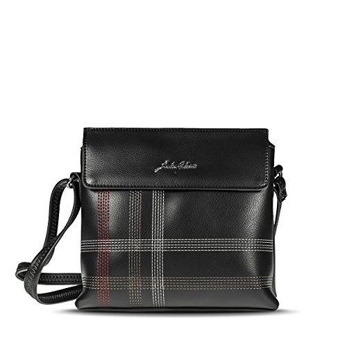 LuluBlanc Edimburgo CrossBody Bag Black