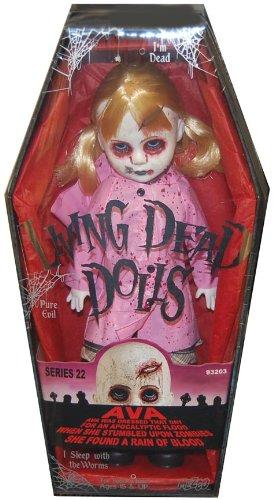 Mezco Toyz Living Dead Dolls Zombies Series 22 Ava