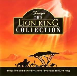 915d4d4daa9b Various Artists - The Lion King Collection - Amazon.com Music