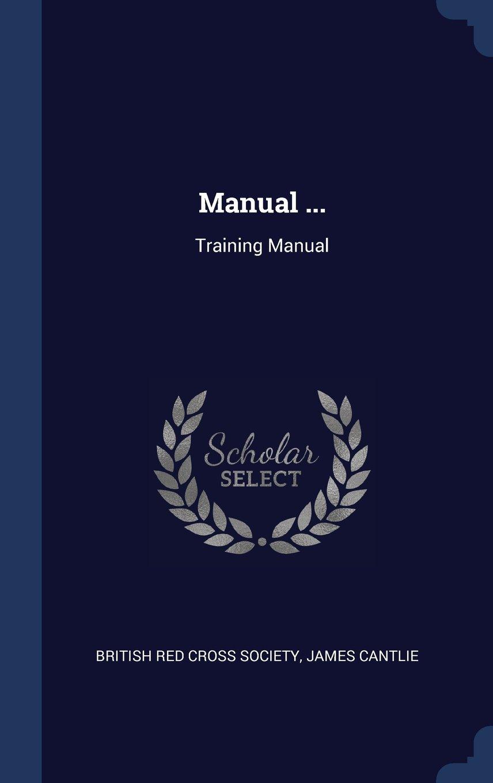 Read Online Manual ...: Training Manual pdf