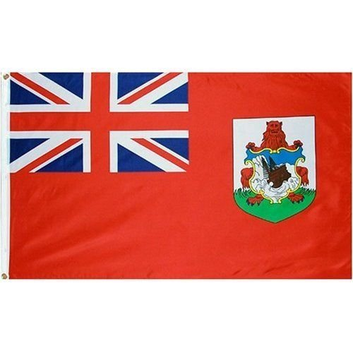 ALBATROS 2 ft x 3 ft Bermuda Flag 2x3 House Banner Indoor/Outdoor for Home and Parades, Official Party, All Weather Indoors Outdoors