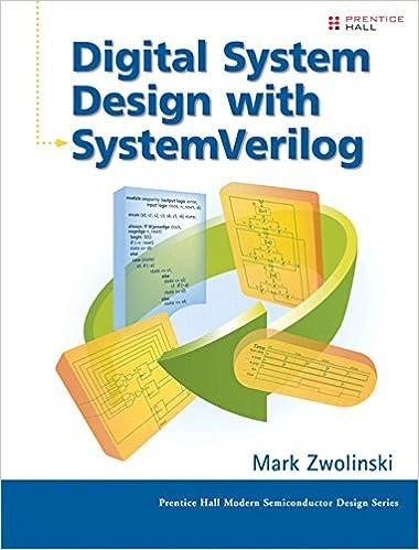 Digital System Design With Systemverilog Paperback Prentice Hall Ptr Signal Integrity Library Zwolinski Mark 9780134457093 Amazon Com Books