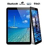 LISRUI N98 9' Inch Android 4.4 Tablet PC Allwinner A33 Quad Core 1GB+16GB US Plug Black