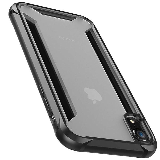 coque iphone xr transparente mat
