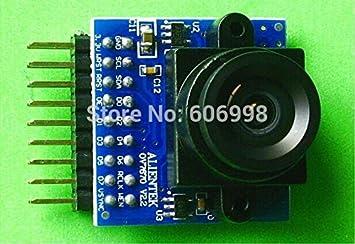 SYEX 5pcs//lot ALIENTEK OV7670 Camera Module with FIFO STM32F103 Development Board Drive