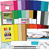 Silhouette Cameo 3 Machine 30 Sheets of Oracal Vinyl PixScan Mat Tools Designs Bundle