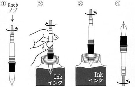 Sailor Chalana Ink Converter