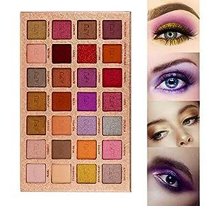 AFU Eyeshadow Palette makeup pallet eye shadow Eye shadow palettes makeup palette naked eyeshadow palette Eye makeup 28 colors2812