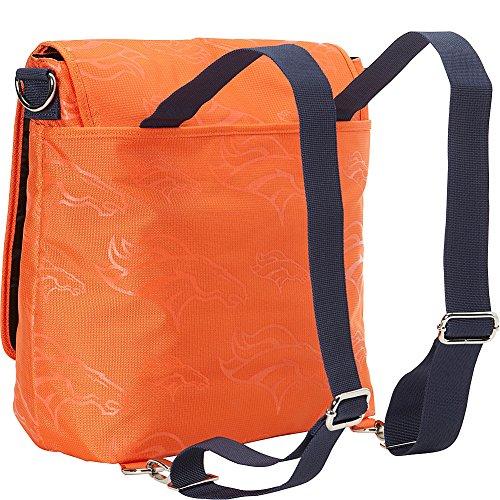 Lil Fläkt Stora 12 Lag Messenger Bag (baylor University) Högskola Kansas Jayhawks