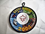 Scout-O-Rama 47th Annual Louisville Rotary Club Churchill Downs 2004 Patch