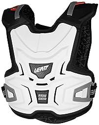 Leatt Adventure Chest Protector (White, Junior)