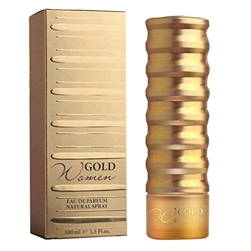 条点评 / 点评 New Brand awgoldnb34s . Gold Eau Parfum Spray For Women