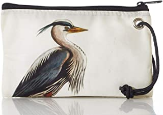 product image for Sea Bags Great Blue Heron Wristlet