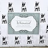 hotel collection twin sheets - Whimsical Hotel Collection French Bulldog TWIN SIZE Size Sheet Set